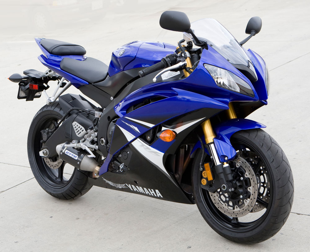 2008 to 2016 yamaha yzf r6 sport bikes get performance for Yamaha r6 motorcycle
