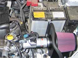 69-8612TFK prototytpe installed in the 2007 Toyota Yaris