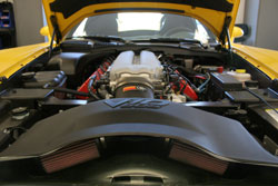 Dodge Viper Dual Air Intake