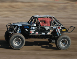 Veteran racer Kevin Yoder also competes in the CalRocks Series and has plans for King of the Hammers in 2010, photo by Speed Bump Racing
