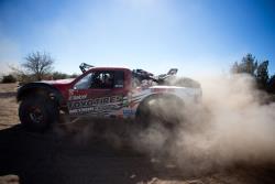 The Vildosola Racing / Stronghold Motorsports trophy truck racing in Baja  with K&N filters