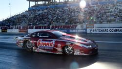 The 2018 season brings a big change to the engine and body rules for NHRA Pro Stock racers