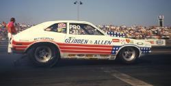 Bob Glidden, NHRA, Pro Stock