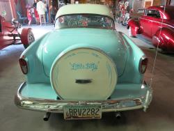 1954 Chevy Bel Air at the Dwarf Car Museum in Maricopa, Arizona