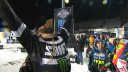 Brett Turcotte at the Aspen, Colorado X Games