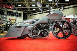 2006 Harley-Davidson Road Glide won the Modified Harley class of the Dallas IMS