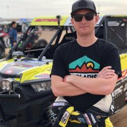 Mitch Guthrie Jr. wins the  King of the Hammers desert race