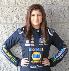 Hailie Deegan Wants to be First Woman to Win a K&N Pro Series West Race