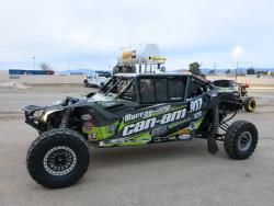 Murray Race UTV at the Mint 400 in Primm, Nevada