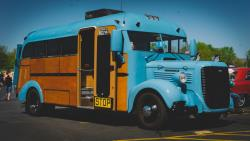 1938 Dodge school bus owned by Randy Roeber