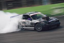 Matt Coffman Continues to Battle in the 2018 Formula Drift Season