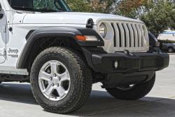 2018 Jeep Wrangler JL front view