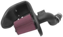 The 63-3106 for 2016-2018 Chevrolet Malibus features a High-Flow Air Filter™