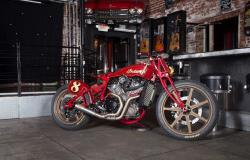 Roland Sands custom Indian Scout
