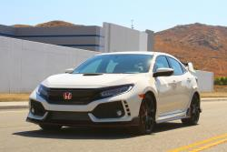 The 2018 Honda Civic Type R