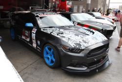 Aaron Sockwell's 2015 Ford Mustang at the 2016 SEMA show