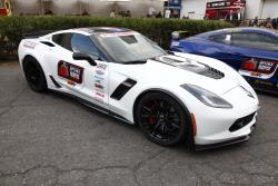 Chad Langley's 2015 Chevrolet Corvette Z06 at the 2016 SEMA show