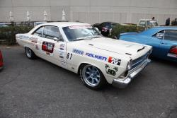 John McKissack's 1966 Ford fairlane 500XL at the 2016 SEMA show