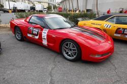 Scot Spiewak's 2003 Chevrolet Corvette at the 2016 SEMA show