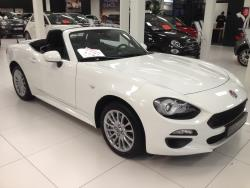 Let K&N reduce turbo lag and increase the fun in your Fiat 124 Spider
