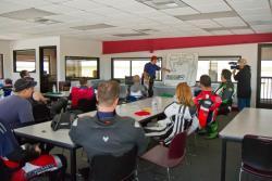 Classroom at Superbike-Coach