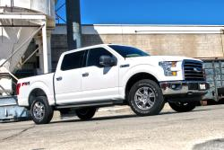 The Ford F-150 is the best selling truck in America and K&N performance products make it even be