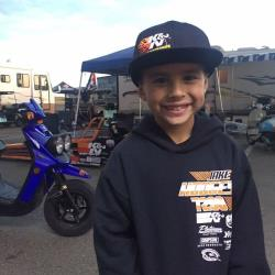 Son Of K&N Filters Race Team Manager Makes His Mark In Junior Dragster Racing
