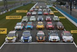 Over a third of the British Touring Car Championship field runs the K&N Orion intake system