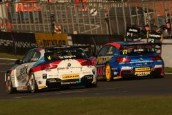 K&N-sponsored drivers Andrew Jordan and Colin Turkington finish 1st and 2nd at Brands Hatch
