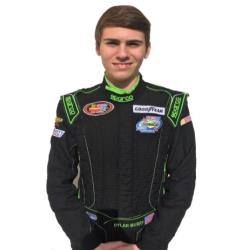 Dylan Murry, a high-school student from Georgia, has already impressed NASCAR with his driving