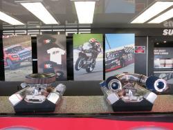 K&N display at the UTV World Championship in Laughlin, Nevada