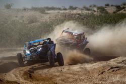 RJ Anderson racing in the UTV World Championship in Laughlin, Nevada