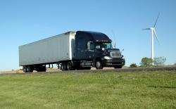 The cab of semi trucks is where the driver eats, sleeps, and works. It should be getting the cleanest air possible.
