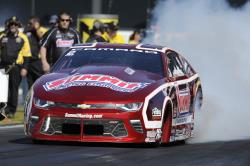 Greg Anderson took home the Wally for the Pro Stock class at last year's K&N NHRA Route 66 N