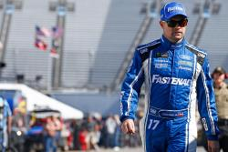 Two-Time NASCAR Xfinity Champion Ricky Stenhouse Jr. of Roush Fenway Racing