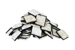A single Million-Mile K&N Air Filter can replace these discarded filters headed for the landfill
