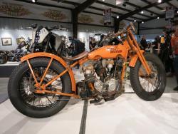 """JDH-XR"" by Matt Walksler at the Motorcycles as Art show in Sturgis, South Dakota"