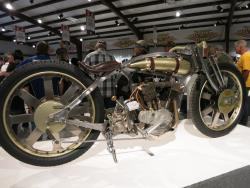 """The Malungeon"" by Matt Harris at the Motorcycles as Art show in Sturgis, South Dakota"