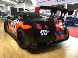 K&N Products Well-Received At The Industry-Only China Auto Salon In Shanghai