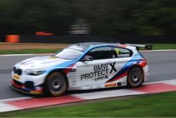 Turkington was just 6 points behind the series leader going into the last race