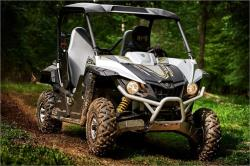 The Yamaha Wolverine R-spec on the trail is one of the applications for the K&N YA-6914 filter