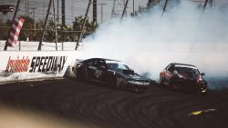 Matt Coffman finished the Formula Drift season in a career-best 10th place overall