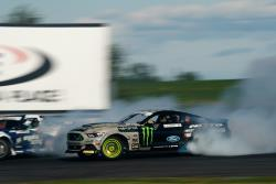 Vaughn Gittin Jr. finished in 4th place overall, which marks the eighth time he's finished in to