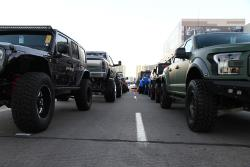 There were literally too many trucks to count at this year's SEMA Show