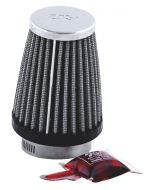 RC-1290 K&N Universal Clamp-On Air Filter