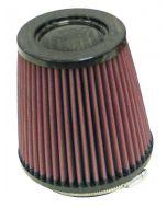 RP-4660 K&N Universal Air Filter - Carbon Fiber Top