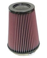 RP-4970 K&N Universal Air Filter - Carbon Fiber Top