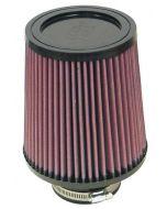 RU-4730 K&N Universal Clamp-On Air Filter