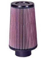 RU-5122 K&N Universal Clamp-On Air Filter