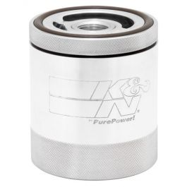 SS-1010 K&N Oil Filter; Billet